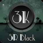 3K SR BLACK - Icon Pack v1.3.3