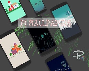 pi wallpapers v1.o