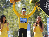 Fiets waarmee Wiggins de Tour won in 2012 te koop voor iets meer dan 8700 euro