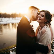 Wedding photographer Pavel Erofeev (erofeev). Photo of 16.01.2018