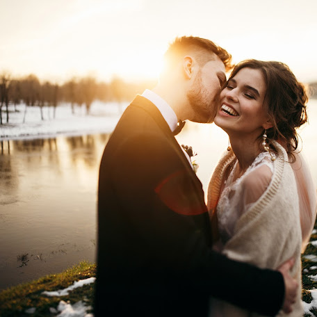 Wedding photographer Pavel Erofeev (erofeev). Photo of 16.01.2018