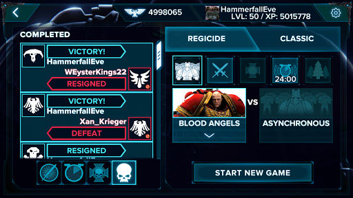 Download Warhammer 40,000: Regicide MOD APK 6