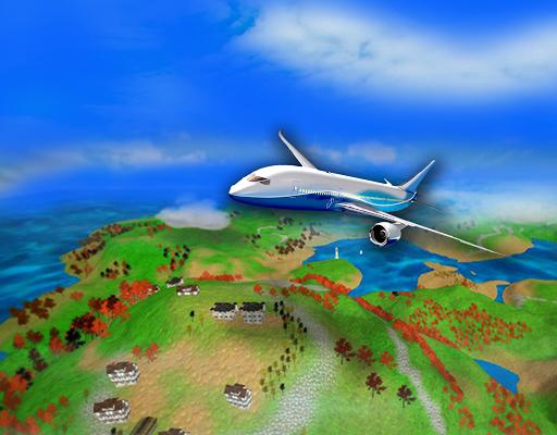 珍宝 飞机 模拟器