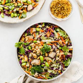 Asian Chopped Salad.
