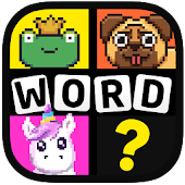 Guess The Word - Pixel Picture Puzzle for Kids