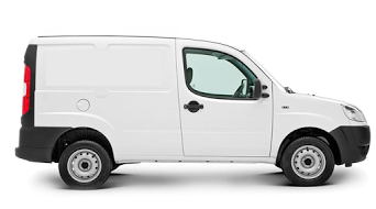 Small Courier Van