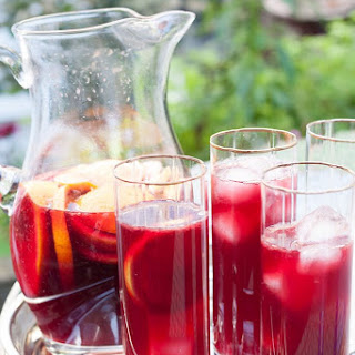 Red Wine Sangria With Brandy Recipes