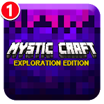 Mystic Craft Exploration Adventure Crafting Games Icon