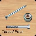 Thread Pitch icon
