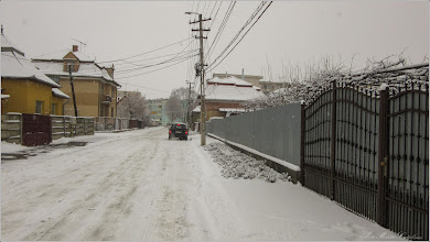 Photo: Turda - Str. Izvor, Intersectie cu Str. Viorelelor    - 2019.01.11
