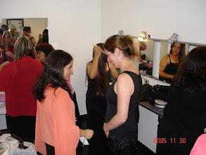 Photo: Preparando a beleza!