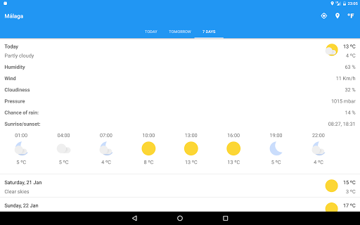 Meteo 2.0.8 screenshots 12