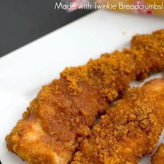 Sweet & Salty Chicken Tenders.
