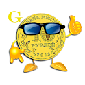 Blind-Droid Gold Donation icon