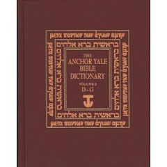 ANCHOR BIBLE DICTIONARY, VOLUME 2