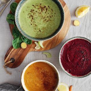 Creamy Beet Detox Soup