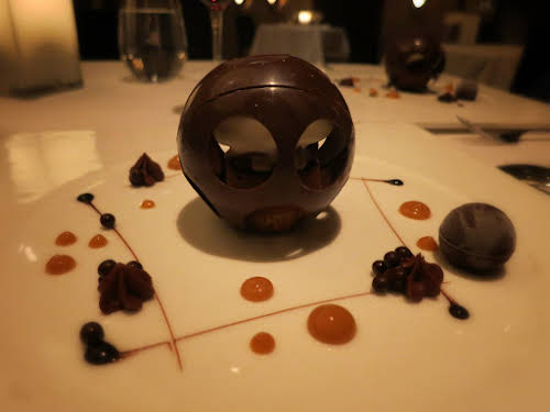 Chocolate Death Star