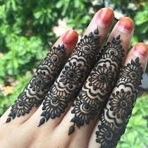 Fingers Mehndi Designs Styles - screenshot thumbnail 01