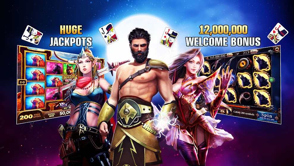 Infinity Slots - Spin And Win - Android Apps On Google Play-5586