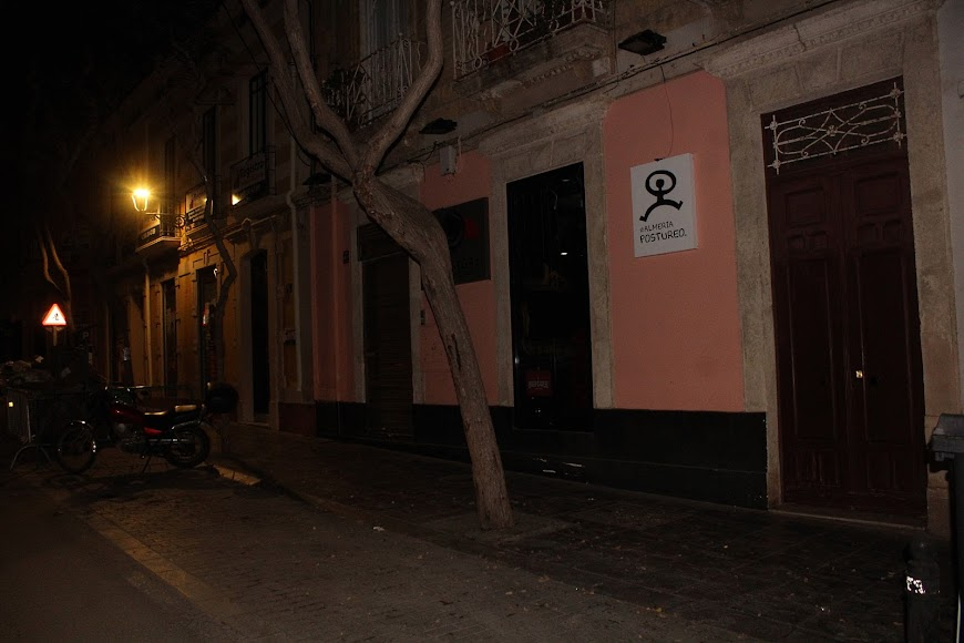 La Rosa Negra en calle Antonio González Egea.