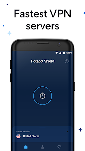 Hotspot Shield Free VPN Proxy & Secure VPN MOD (Elite) 2