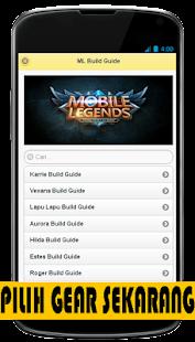 M Legends Build Guide - náhled