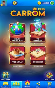 Carrom King™ – Best Online Carrom Board Pool Game 9