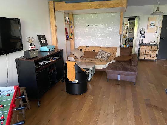 Vente appartement 2 pièces 55,16 m2