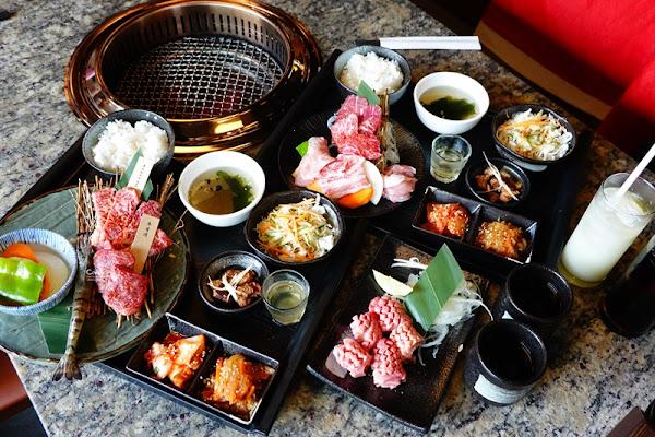 京昌園日本本格燒肉餐廳 商業午餐很划算!厚切牛舌超好吃(含菜單)