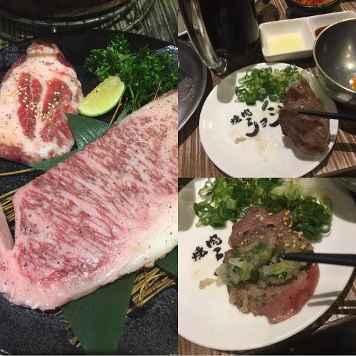 能吃到日本和牛真的超級開心!