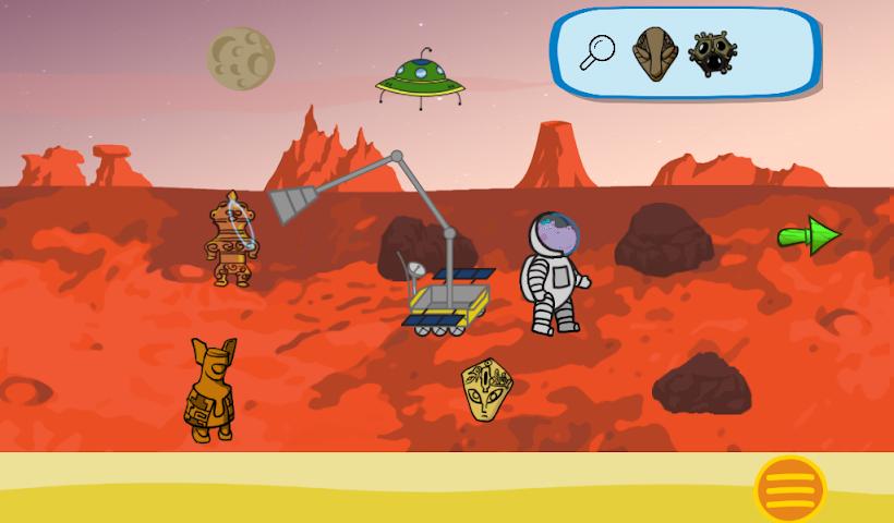 android Professions. Kindergarten 2 Screenshot 2