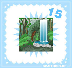 Photo: A beautiful tropical waterfall awaits you at sp-studio.de. The updates come a day late right now, because I was busy with work, but I hope to catch up soon.