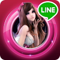 LINE TOUCH ME icon