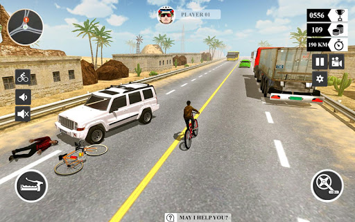 Bicycle Racing & Quad Stunts 1.3 screenshots 3