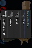 Screenshot of Pistol Simulator