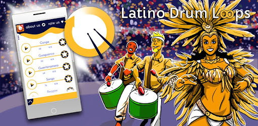 Drum Loops - Latino: Samba & Salsa Beats - Apps on Google Play