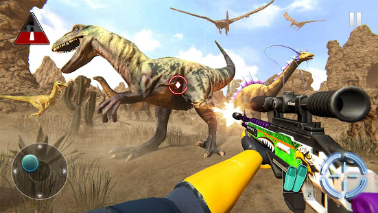 Robot FPS Shooting: Counter Dino Strike Game for PC-Windows 7,8,10 and Mac apk screenshot 4