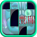 FNAF Sister Location Piano Game icon