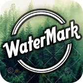 Add Watermark on Photos Icon
