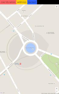 GPS Mapy - náhled