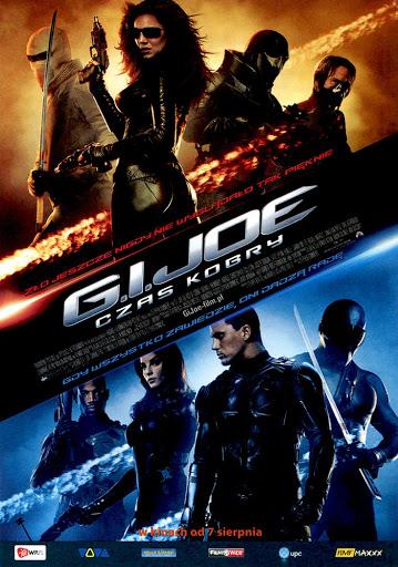 Przód ulotki filmu 'G.I. Joe: Czas Kobry'