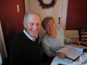 Photo: Bob and Nancy Spalding