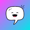 Faces: funny face changer - gif video photo frames icon