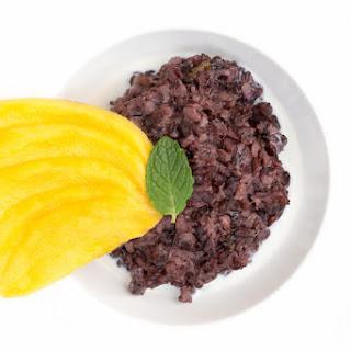 Jasberry Rice Pudding