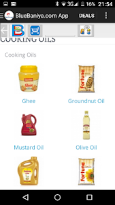 BlueBaniya Online Local Grocer screenshot 2