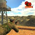 Desert Sniper Shooting 3D icon