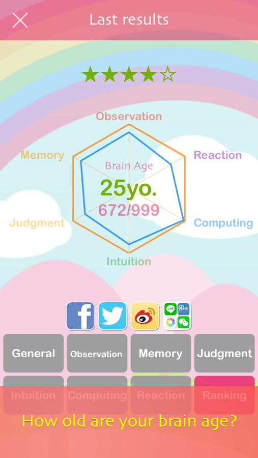 Brain Training Day~brain power- screenshot