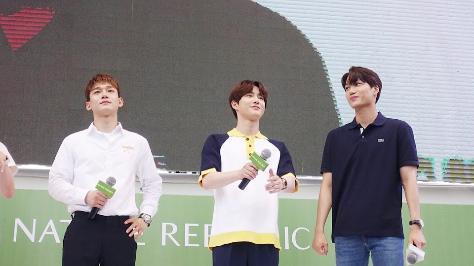 nature republic event