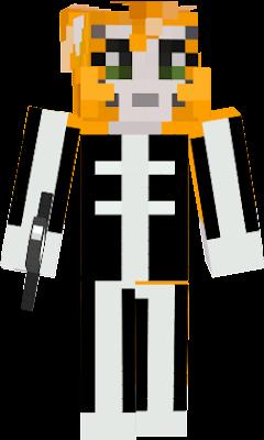 halloween costume | Nova Skin