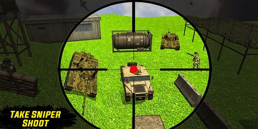 Code Triche Indo-Pak Ceasefire : IGI Combat Mission WW2 APK MOD screenshots 4